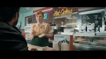 Progressive Motorcyle TV Spot, 'Super Diner' - Thumbnail 3