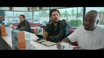 Progressive Motorcyle TV Spot, 'Super Diner' - 12632 commercial airings