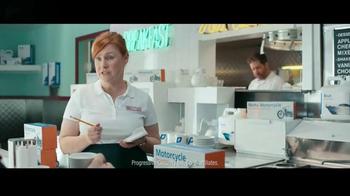 Progressive Motorcyle TV Spot, 'Super Diner' - Thumbnail 5