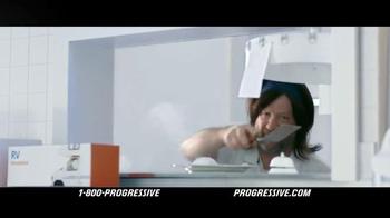 Progressive Motorcyle TV Spot, 'Super Diner' - Thumbnail 7