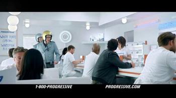 Progressive Motorcyle TV Spot, 'Super Diner' - Thumbnail 8