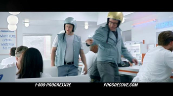 Progressive Motorcyle TV Spot, 'Super Diner' - Thumbnail 9