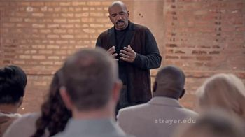 Strayer University TV Spot, 'Life Happens' Featuring Steve Harvey - 101 commercial airings