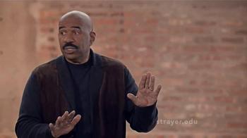 Strayer University TV Spot, 'Life Happens' Featuring Steve Harvey - Thumbnail 6