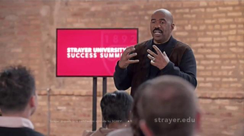 Strayer University TV Spot, 'Life Happens' Featuring Steve Harvey - Thumbnail 8