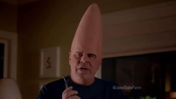 State Farm TV Spot, 'Jake From Planet State Farm: Coneheads' - 8470 commercial airings
