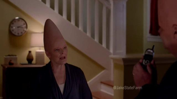 State Farm TV Spot, 'Jake From Planet State Farm: Coneheads' - Thumbnail 3