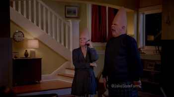 State Farm TV Spot, 'Jake From Planet State Farm: Coneheads' - Thumbnail 6