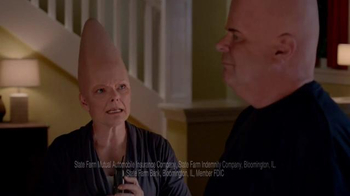 State Farm TV Spot, 'Jake From Planet State Farm: Coneheads' - Thumbnail 7