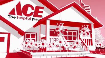 ACE Hardware TV Spot, 'Grow Bigger Flowers' - Thumbnail 4