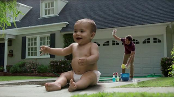 Nationwide Insurance TV Spot, '2015 Baby' Song by Mickey and Sylvia - 5803 commercial airings