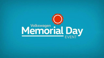 Volkswagen Memorial Day Event TV Spot, 'SPF' Song by Saint Motel - Thumbnail 1