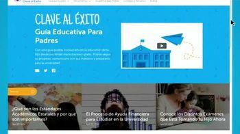 Univision Contigo TV Spot, 'Clave al Éxito' [Spanish] - 55 commercial airings