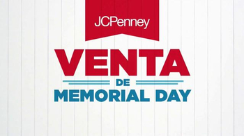 JCPenney Venta de Memorial Day TV Spot, 'Trajes de Baño' [Spanish] - Thumbnail 1