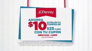 JCPenney Venta de Memorial Day TV Spot, 'Trajes de Baño' [Spanish] - Thumbnail 3