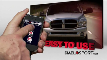DiabloSport inTune Programmer TV Spot, 'Plug and Play' - Thumbnail 4