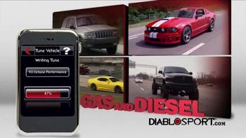 DiabloSport inTune Programmer TV Spot, 'Plug and Play' - Thumbnail 6