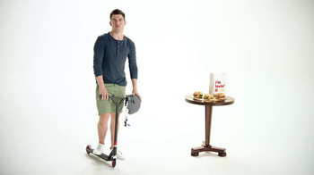 McDonald's Sirloin Third Pounder TV Spot, 'Get There' Feat. Max Greenfield - Thumbnail 1