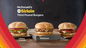 McDonald's Sirloin Third Pounder TV Spot, 'Get There' Feat. Max Greenfield - Thumbnail 8