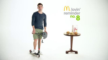 McDonald's Sirloin Third Pounder TV Spot, 'Get There' Feat. Max Greenfield - Thumbnail 2