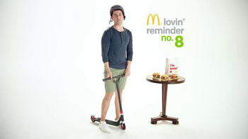 McDonald's Sirloin Third Pounder TV Spot, 'Get There' Feat. Max Greenfield - 42 commercial airings