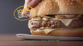 McDonald's Sirloin Third Pounder TV Spot, 'Get There' Feat. Max Greenfield - Thumbnail 6