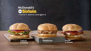 McDonald's Sirloin Third Pounder TV Spot, 'Get There' Feat. Max Greenfield - Thumbnail 7