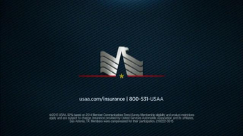 USAA TV Spot, 'The Life Behind the Number' - Thumbnail 9