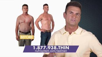 Nutrisystem Fast 5+ TV Spot, 'Real Men' - Thumbnail 10