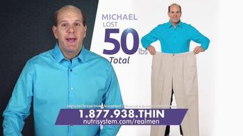 Nutrisystem Fast 5+ TV Spot, 'Real Men' - Thumbnail 5