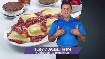 Nutrisystem Fast 5+ TV Spot, 'Real Men' - Thumbnail 7