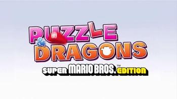 Nintendo Puzzle & Dragons Z + Puzzle & Dragons Super Mario Bros. TV Spot - Thumbnail 2