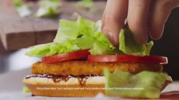 Burger King Teriyaki Original Chicken Sandwich TV Spot, 'Así Es' [Spanish] - Thumbnail 3