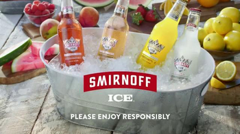 Smirnoff Ice TV Spot, 'Try Them All, Just Not at Once' - Thumbnail 6