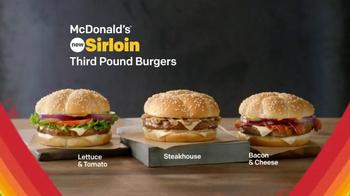 McDonald's Sirloin Third Pounders TV Spot, 'Daily Lovin' Reminder: Intro' - Thumbnail 8