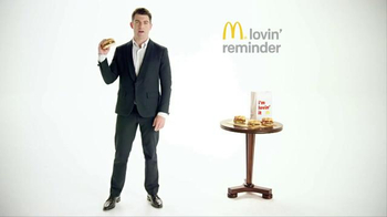McDonald's Sirloin Third Pound Burger TV Spot, 'Reminder' Ft Max Greenfield - Thumbnail 2
