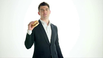 McDonald's Sirloin Third Pound Burger TV Spot, 'Reminder' Ft Max Greenfield - Thumbnail 3