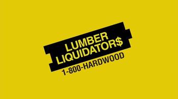 Lumber Liquidators TV Spot, 'Incredible May Deals' - Thumbnail 1