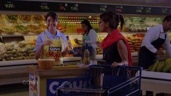Goya Mojo Criollo TV Spot, 'Muestras Gratuitas' [Spanish]
