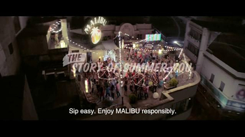 Malibu Rum TV Spot, 'The Story of Summer-You' - Thumbnail 1