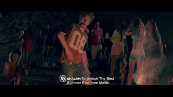 Malibu Rum TV Spot, 'The Story of Summer-You' - Thumbnail 6