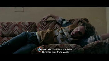 Malibu Rum TV Spot, 'The Story of Summer-You' - Thumbnail 7