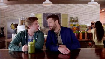 Pepsi Max TV Spot, 'Wheatgrass Shake'