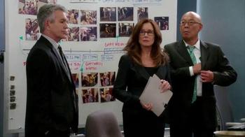 Major Crimes: The Complete Third Season DVD TV Spot