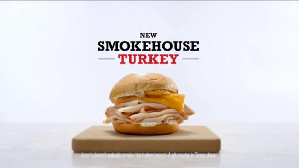 Arby's Smokehouse Turkey TV Commercial, 'Old Family Recipe'