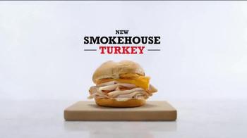 Arby's Smokehouse Turkey TV Spot, 'Old Family Recipe' - Thumbnail 5