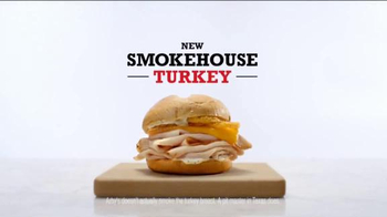 Arby's Smokehouse Turkey TV Spot, 'Old Family Recipe' - 244 commercial airings