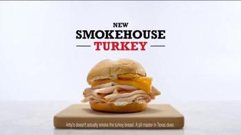 Arby's Smokehouse Turkey TV Spot, 'Old Family Recipe' - Thumbnail 7
