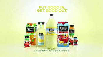 Minute Maid Lemonade TV Spot, 'Amazing Lemons' - Thumbnail 7