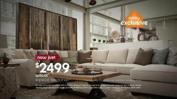 Ashley Furniture Homestore Memorial Day Sales Event TV Spot, 'No Interest' - Thumbnail 5